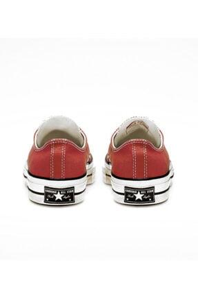 Converse Unisex Kırmızı Sneaker Ayakkabı 3