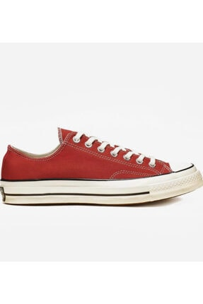 Converse Unisex Kırmızı Sneaker Ayakkabı 4