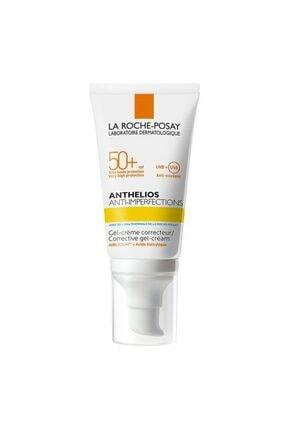 La Roche Posay Anthelios Anti Imperfections Jel Krem Spf 50+ 50 ml 0