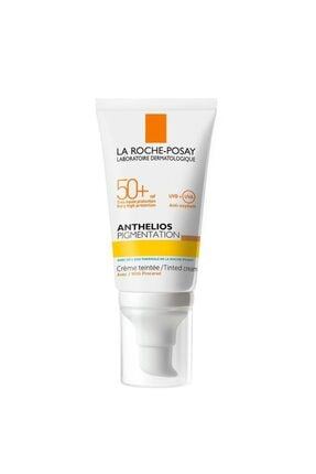 La Roche Posay Anthelios Pigmentation Spf50+ Tinted Cream Ppd 39 50ml 0