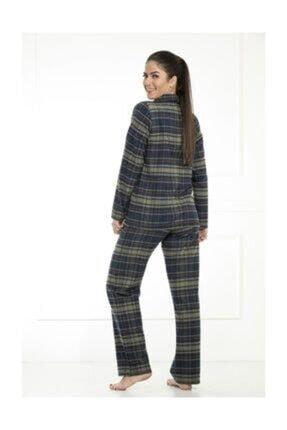 Etoile Kadın Haki Pijama Takımı 1