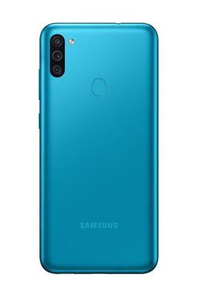 Samsung Galaxy M11 (Çift SIM) 32GB Mavi Cep Telefonu (Samsung Türkiye Garantili) 1
