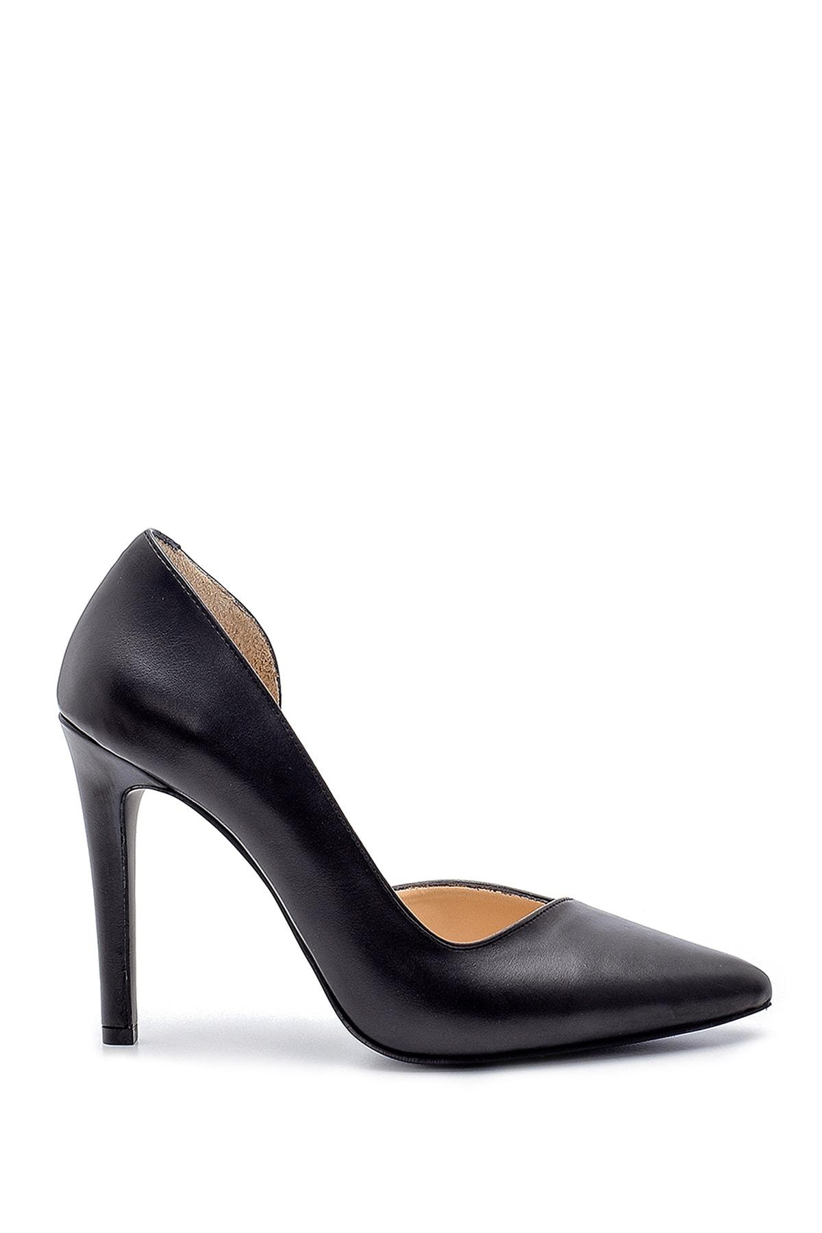 Derimod Kadın Siyah Stiletto