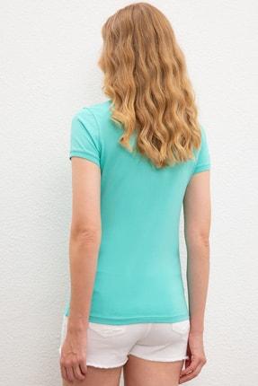 US Polo Assn Kadın T-Shirt G082GL011.000.937511 2
