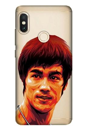 Cekuonline Xiaomi Redmi Note 6 Pro Tıpalı Kamera Korumalı Silikon Kılıf 0