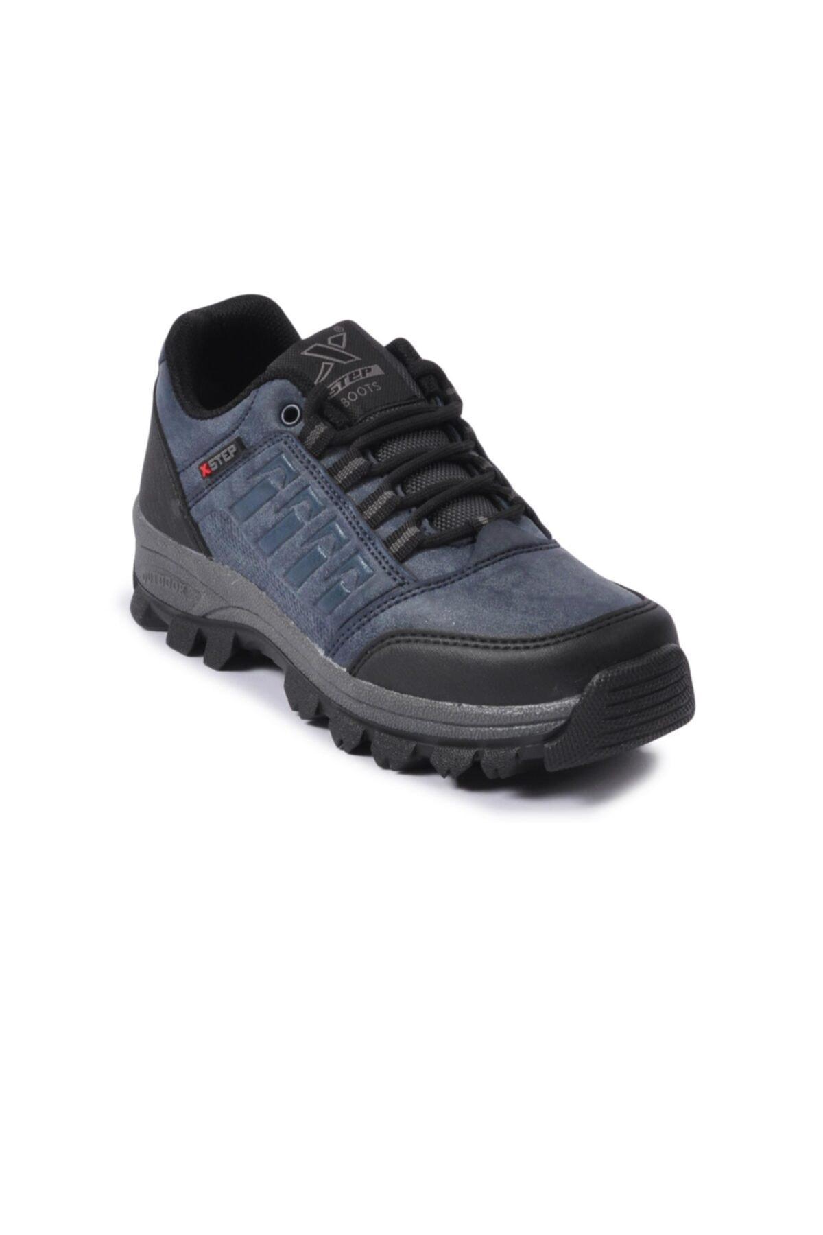 XStep Kadın Lacivert Bağcıklı Sneaker