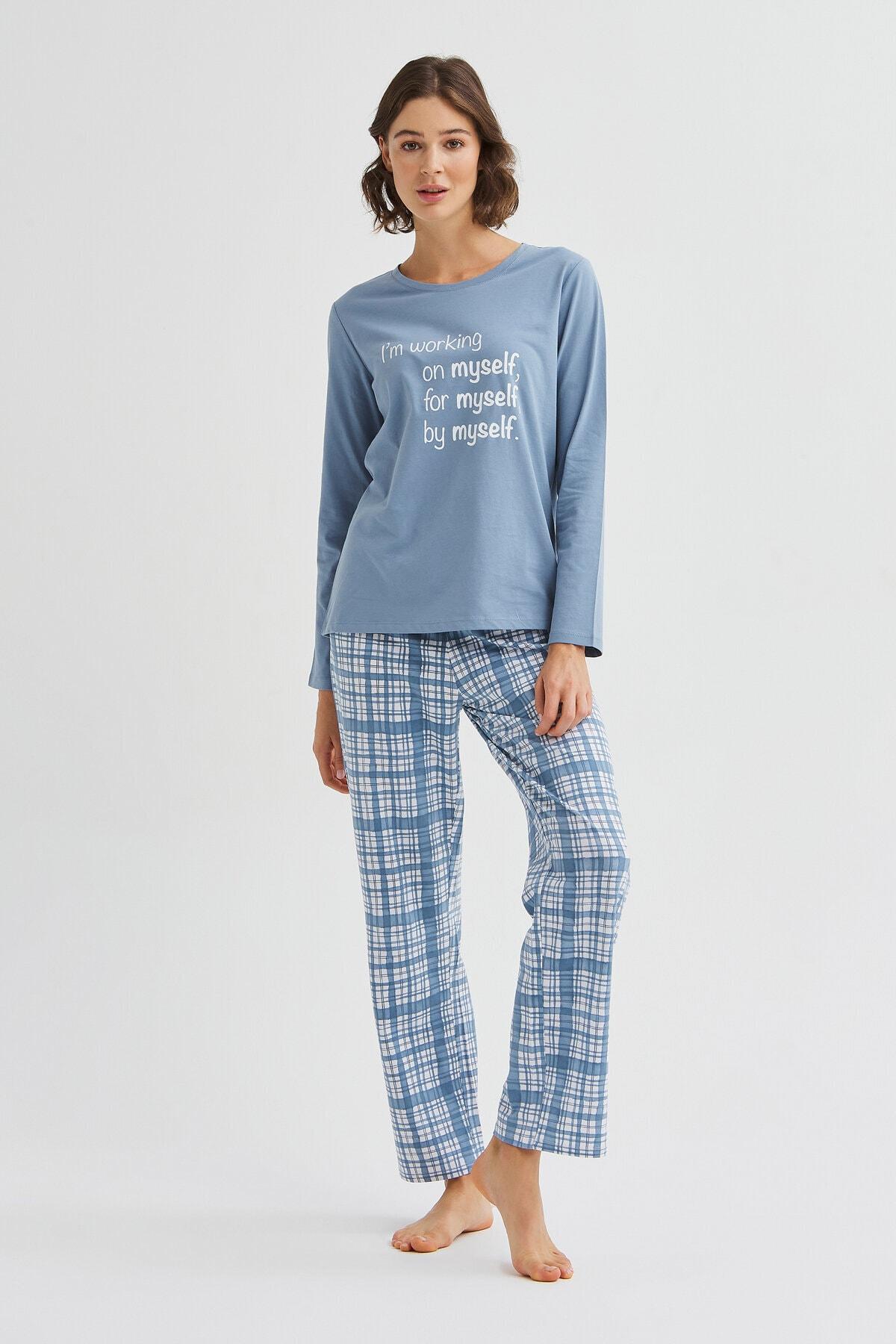 Penti Myself Pijama Takımı 0