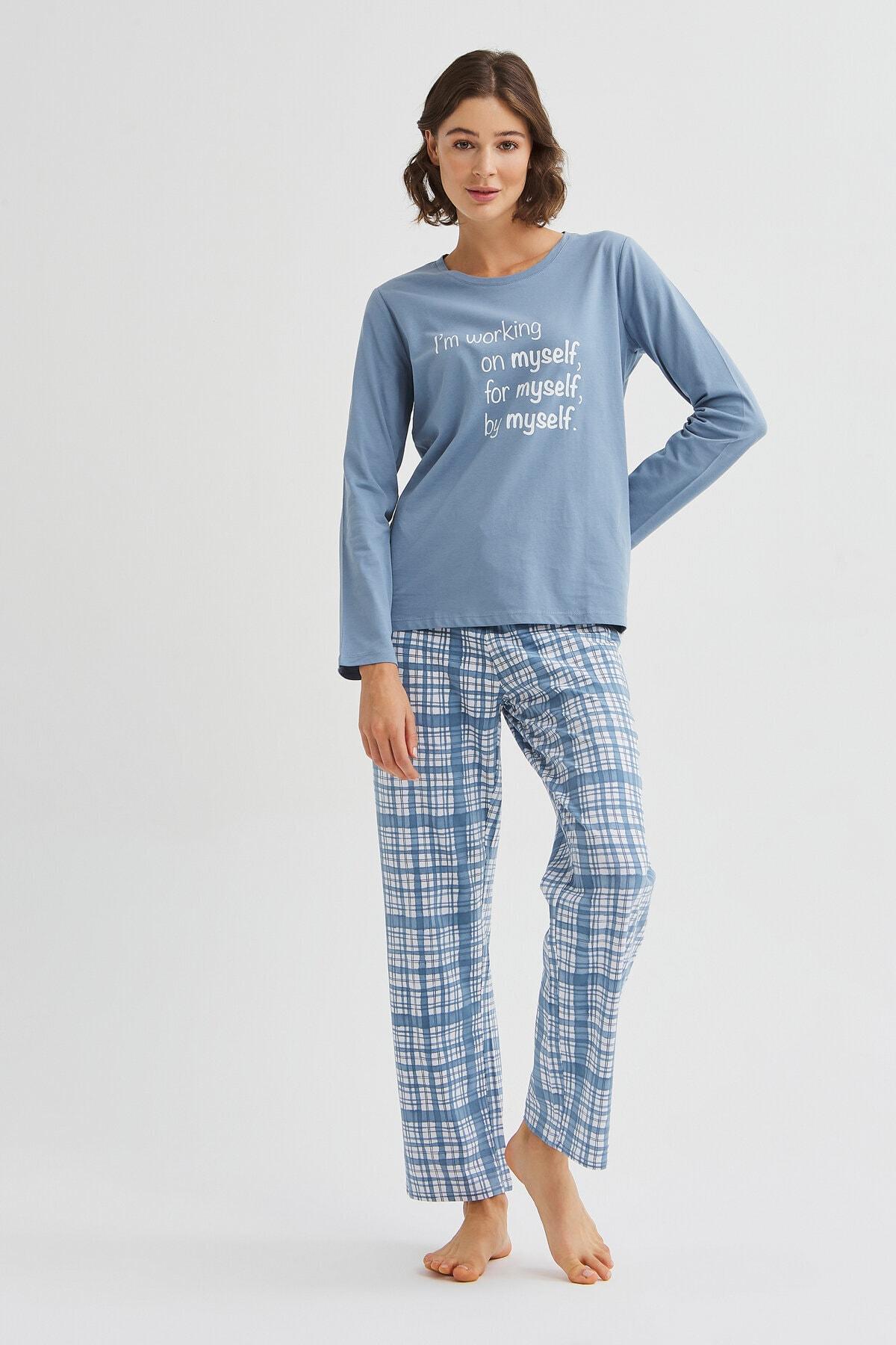 Penti Myself Pijama Takımı 1