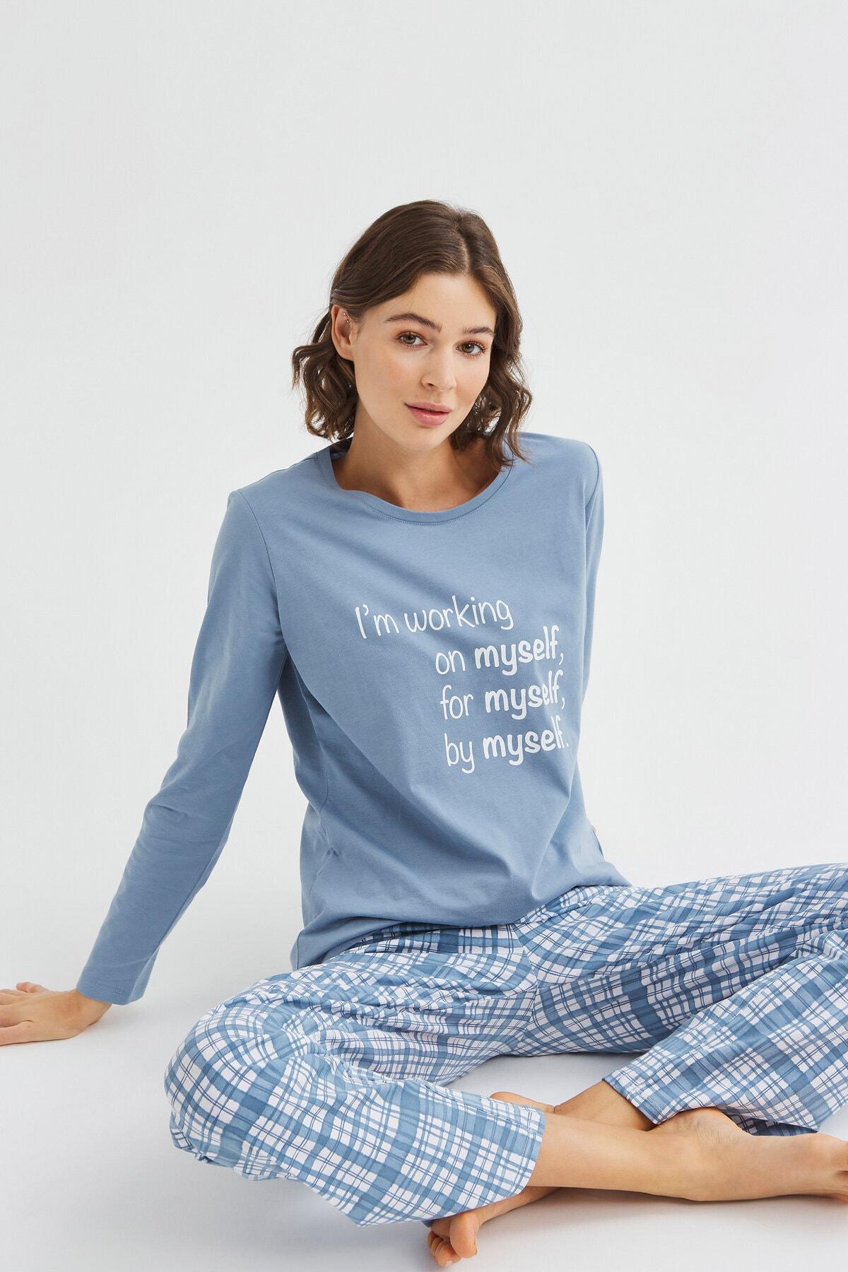 Penti Myself Pijama Takımı 4
