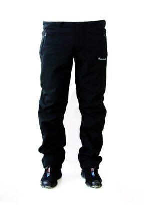 Mudwill Erkek Siyah Outdoor Softshell Pantolon  202223 1