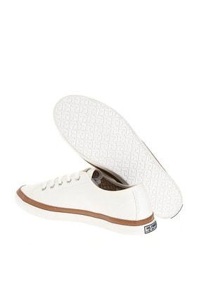 Tommy Hilfiger Kadın Beyaz Sneaker Iconıc Kesha Sneaker FW0FW02823 2