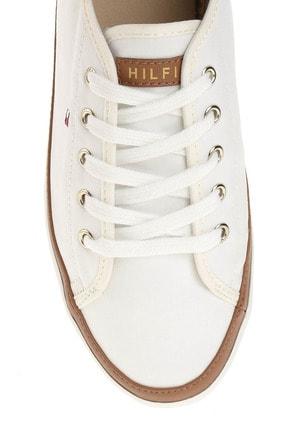 Tommy Hilfiger Kadın Beyaz Sneaker Iconıc Kesha Sneaker FW0FW02823 3