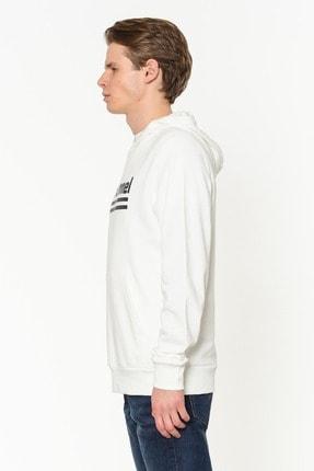 HUMMEL Hmldarins Hoodie Erkek Sweatshirt 920765-9003 3