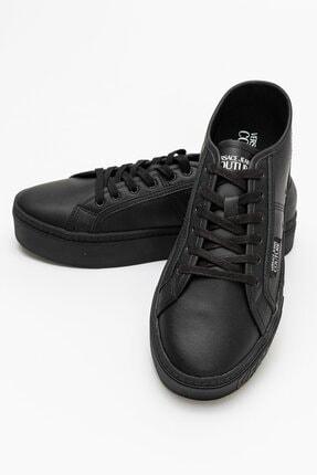 Versace Erkek Siyah Linea Fondo Brick Dis. Sneakers 0