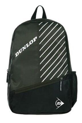 Dunlop Unisex Yeşil Yandan Cepli Sırt Çantası 0