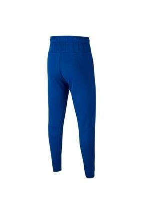 Nike Erkek Çocuk Mavi Eşofman Altı Cj7828-480 1