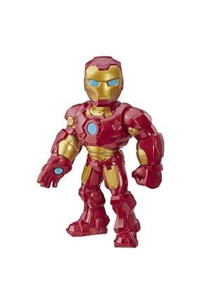 Playskool Iron Man Super Hero Adventures Mega Mighties Figür 0