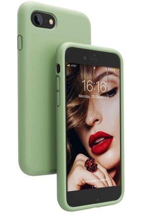Teknoçeri Iphone 6 Plus / 6s Plus Içi Kadife Lansman Silikon Kılıf 1
