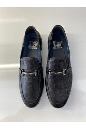 Erkek Siyah Casual Ayakkabı F-3090