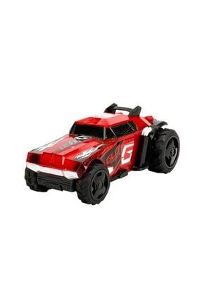 Sunman Sesli Ve Işıklı Glo Racer Çek Bırak Araba 18 cm 2
