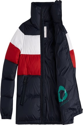 Tommy Hilfiger NAOMI RECYCLED DOWN JKT 2