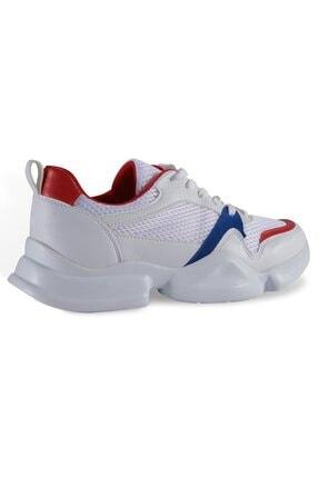 inderi Kadın Beyaz Spor Ayakkabı 2