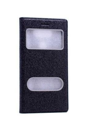 Dijimedia Samsung Galaxy Note 5 Kapaklı Simli Telefon Kılıfı 0