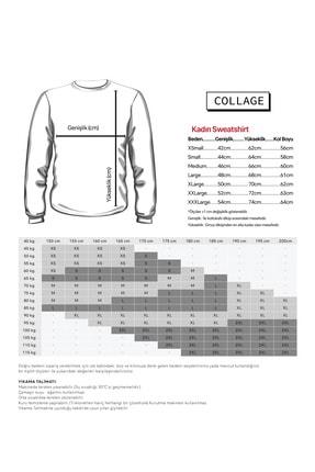 Collage Kadın Beyaz Lol Mobile Legends Bang Bang Baskılı Örme Uzun Kol Sweatshirt 1