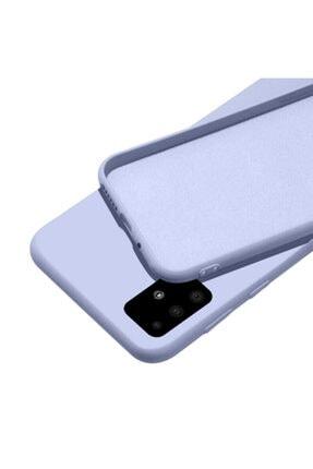 Teknoçeri Samsung A71 Içi Kadife Lansman Silikon Kılıf 0