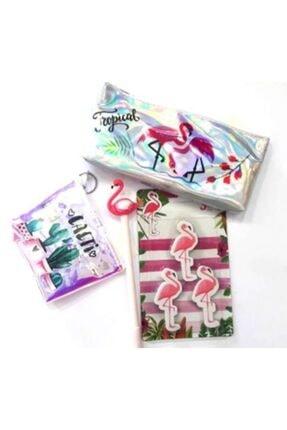 Flamingolu Kırtasiye Seti 0216