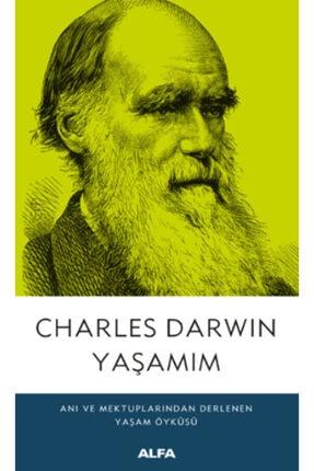 Alfa Yayınları Charles Darwin Yaşamım 0