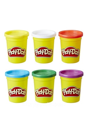 Play Doh Oyun Hamuru  6 Adet 0