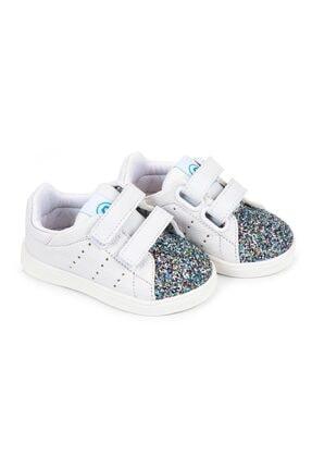 تصویر از Kız Bebek Beyaz Ayakkabı
