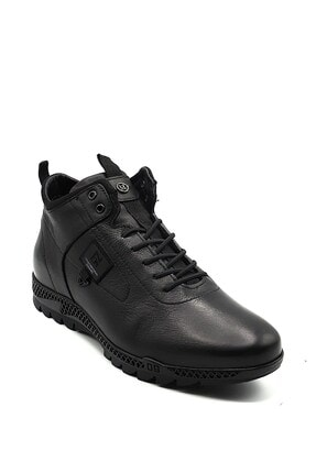 La Scada Erkek Siyah Ayakkabı 0