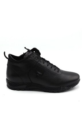 La Scada Erkek Siyah Ayakkabı 1