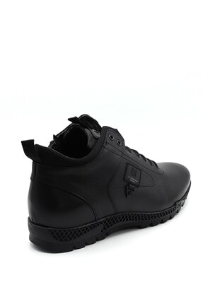 La Scada Erkek Siyah Ayakkabı 2