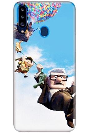 Noprin Samsung Galaxy M40 Kılıf Silikon Baskılı Desenli Arka Kapak 0
