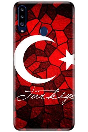Turkiyecepaksesuar Samsung Galaxy M40 Kılıf Silikon Baskılı Desenli Arka Kapak 0