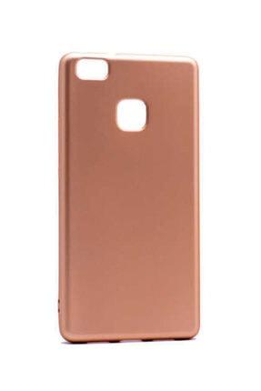 Dijimedia Huawei P9 Lite Kılıf Premier Silikon Rose Gold 2