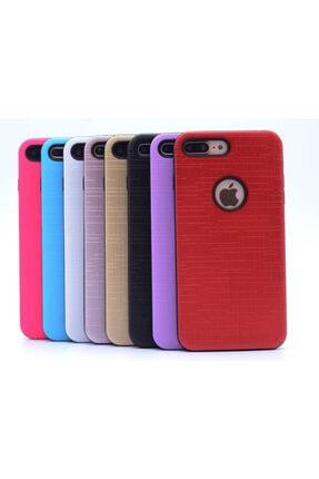 Dijimedia Apple Iphone 8 Plus Kılıf New Youyou Silikon Kapak Rose Gold 2