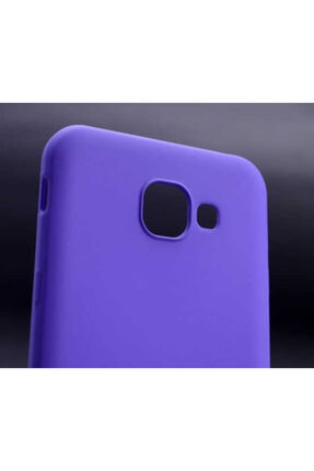 Dijimedia Galaxy A8 2016 Kılıf Premier Silikon Kırmızı 2