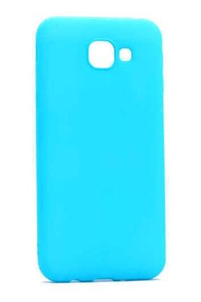 Dijimedia Galaxy A8 2016 Kılıf Premier Silikon Turkuaz 0