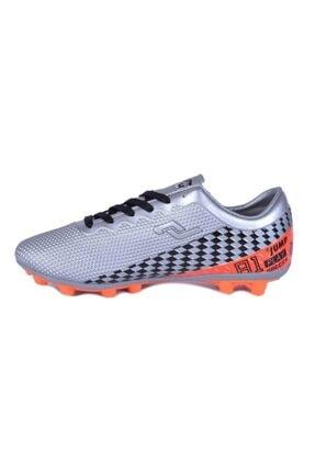Jump Erkek Gümüş Renk 25852 Halı Saha Ayakkabısı 2