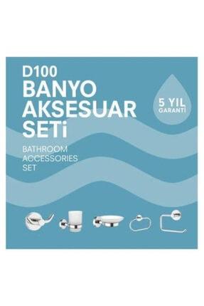 KALE D100 Banyo Aksesuar Seti 0