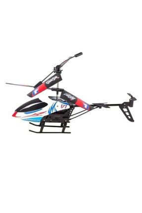 Gamestar Unisex Çocuk Beyaz 3,5 Kanal Gyro Süper Kopter Uzaktan Kumandalı Helikopter 1