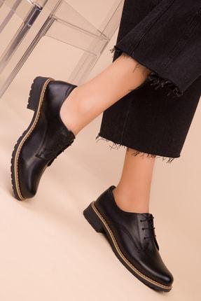 Soho Exclusive Siyah Kadın Casual Ayakkabı 15440 0