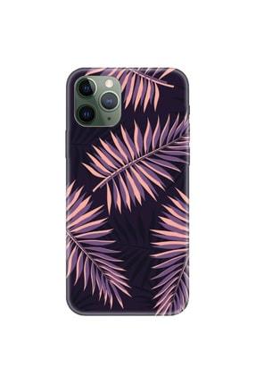 Zore Apple Iphone 11 Pro Kılıf Çiçek Desenli Kapak Stok At-41 0