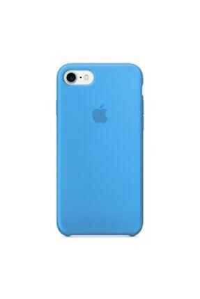 Apple Iphone 7/8 Silikon Kılıf Surf Mavisi 0