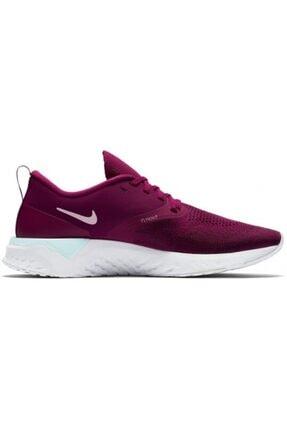 Nike Kadın Mor Odyssey React 2 Flyknit Spor Ayakkabısı 1