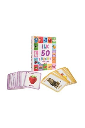 Diytoy Ilk 50 Sözcük Flash Card 1